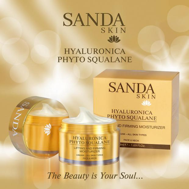 Hyaluronica Phyto Squalane Face Cream